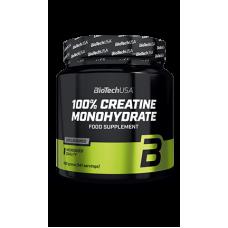 100% Creatine Monohydrate 300g банка от Biotech USA