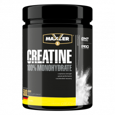 Creatine Monohydrate 500g банка от Maxler