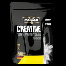 Creatine Monohydrate 500g пакет от Maxler