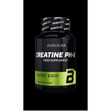 Креатин PH-X 90 caps Biotech USA