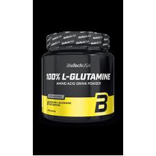 100% L-Glutamine 240 g от Biotech USA
