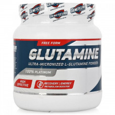 Glutamine GeneticLab Nutrition 500 грамм