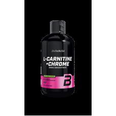 L-Carnitine+Chrome 500 ml от Biotech USA