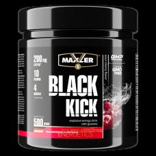 Black Kick cherry 500g банка Maxler
