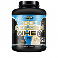 100% Golden Whey 5 lb от Maxler
