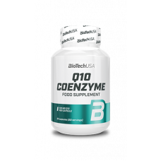 Q10 coenzyme 60 tab от Biotech USA