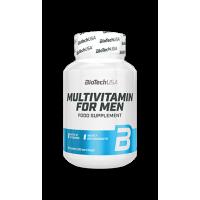 Multivitamin For Men 60 таблеток от BioTech USA