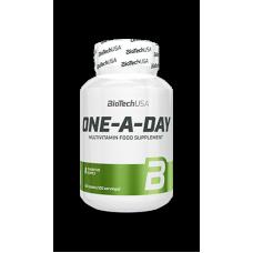 Мультивитамины ONE-A-DAY 100 таблеток от Biotech USA